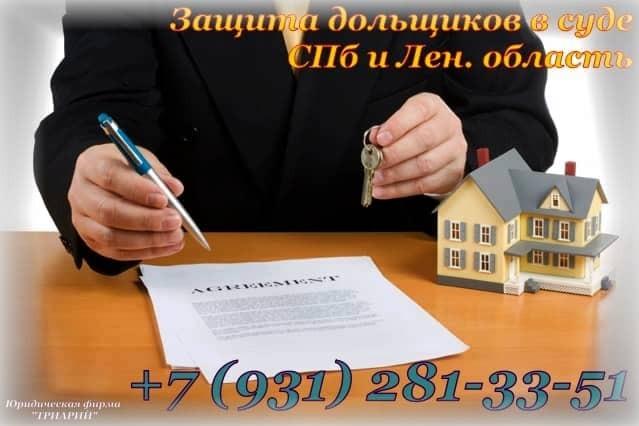 юридическая консультация о строительстве в спб